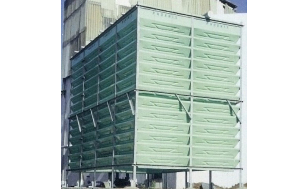 FRP Cooling Tower Natural Draught NX-SERIES